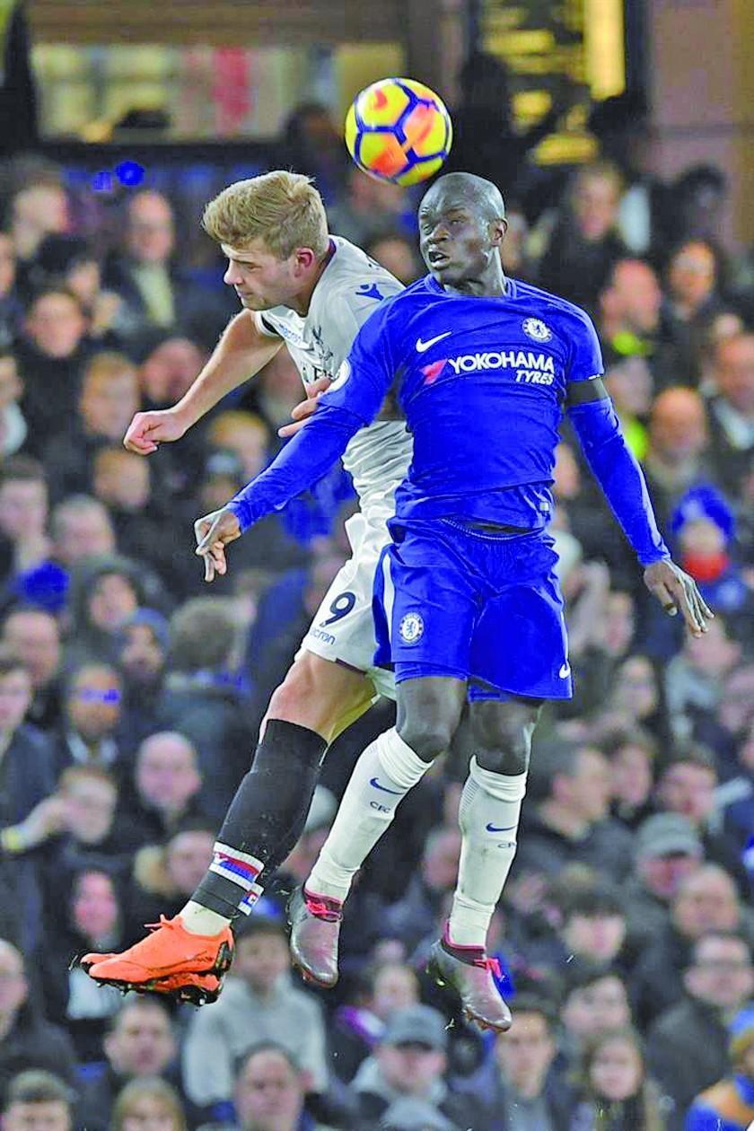 Chelsea se reencuentra con el triunfo
