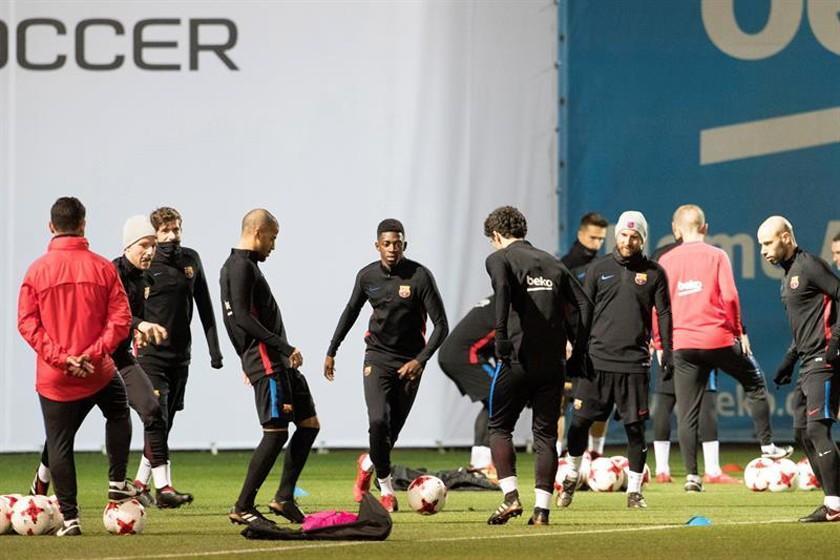 "Barcelona recibe a Athletic Club en el ""Camp Nou"""