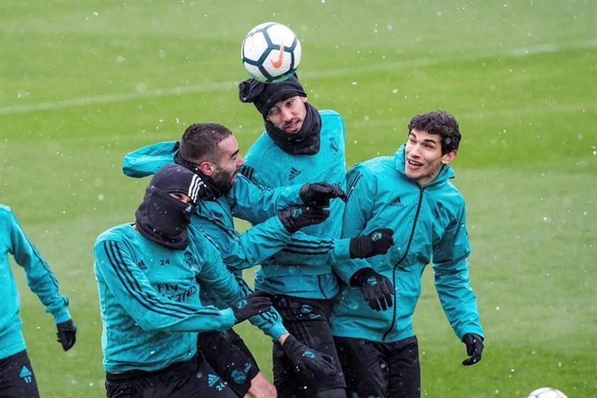 """Real quiere ganar a Girona en el """"Bernabéu"""""""