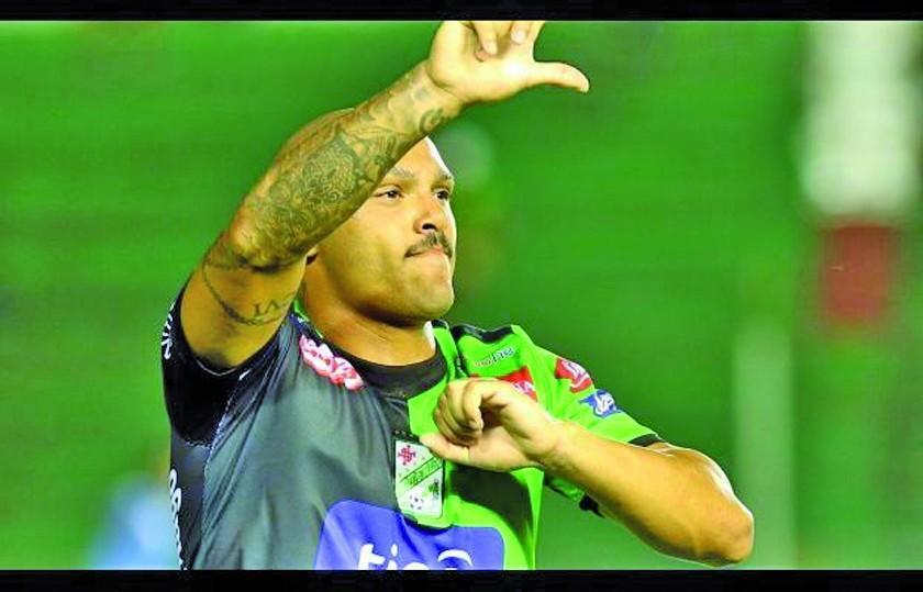 Freitas está en los planes  del club brasileño Avaí