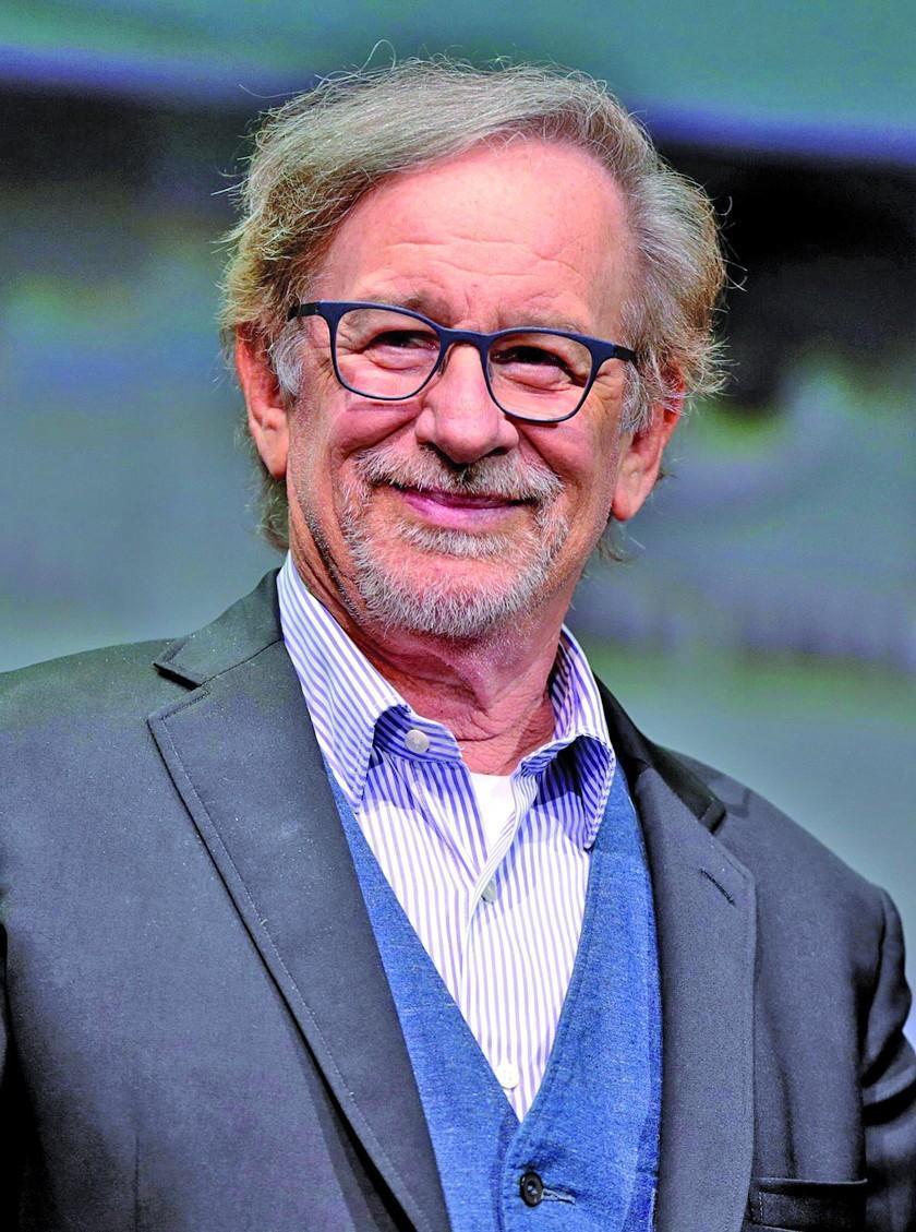 Spielberg recibe el premio David Donatello