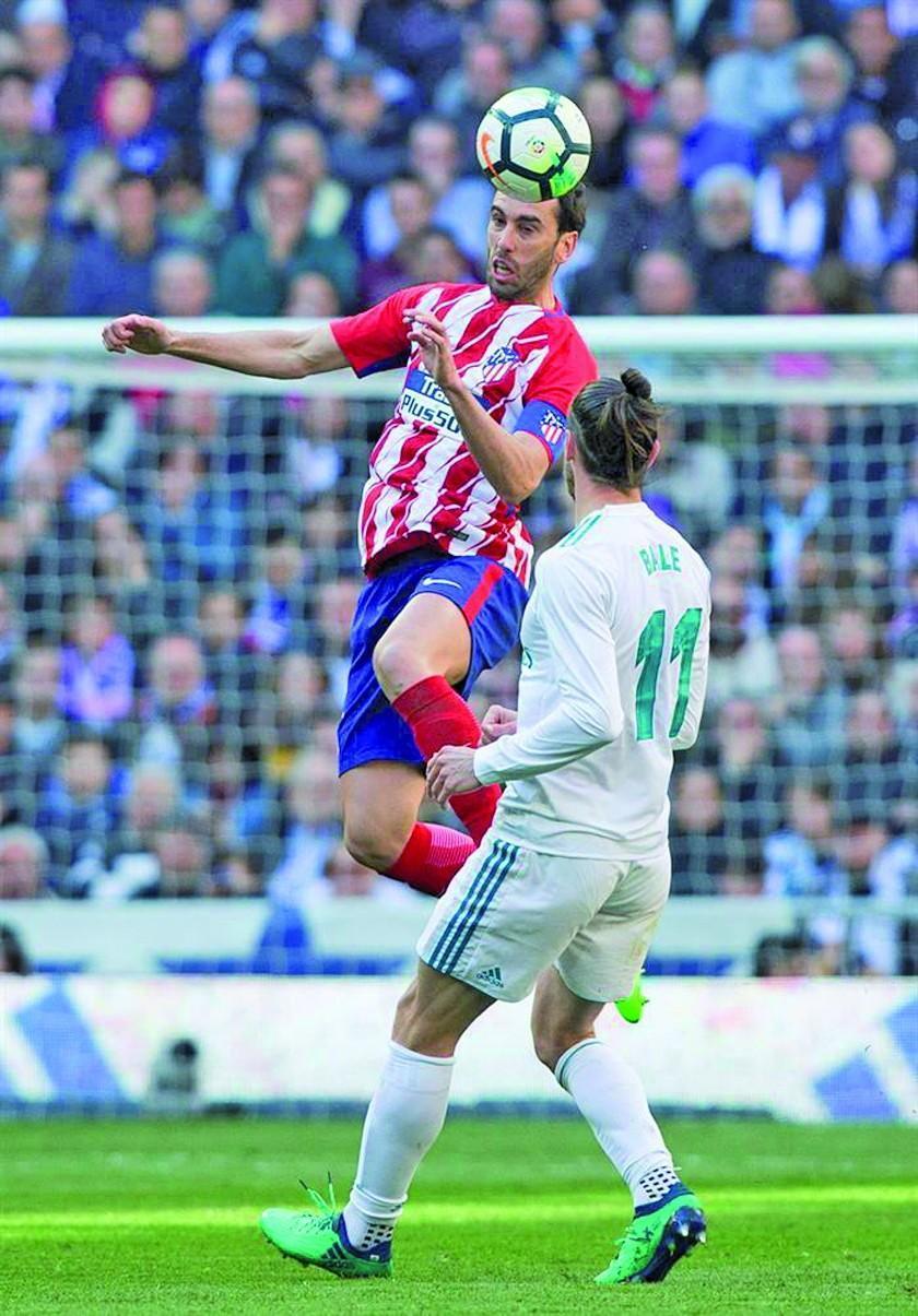 Atlético de Madrid logra un empate ante Real