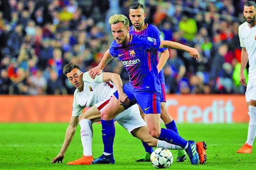 Real, Barcelona, Bayern y Liverpool buscan las semis