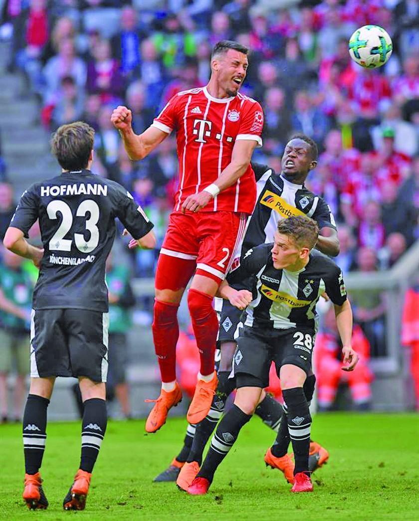 Bayern Munich estrena el título con goleada