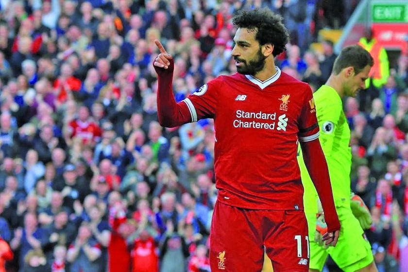 Liverpool derrota a Bournemouth y consolida su acceso a la Liga de Campeones