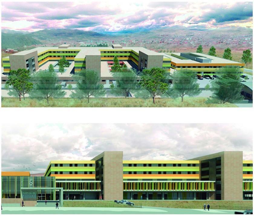 Hoy inicia la construcción del nuevo hospital de tercer nivel