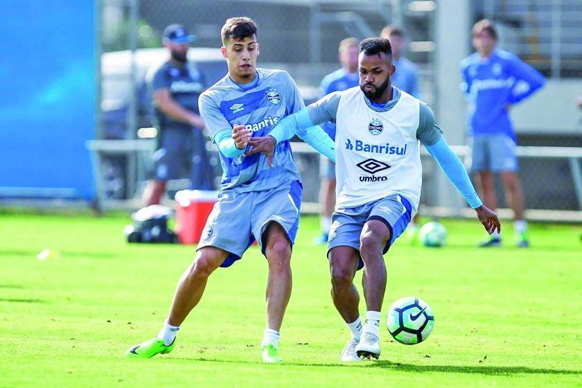 Gremio busca un triunfo ante Cerro Porteño