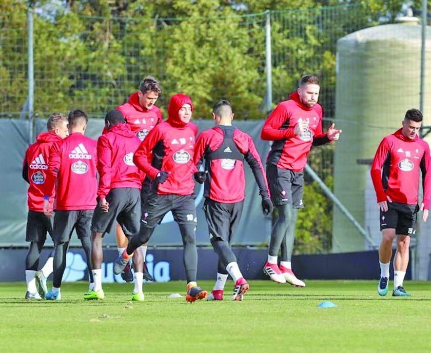 Celta quiere un triunfo ante Barcelona