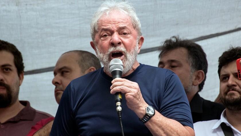Niegan el último recurso de Lula en contra de su condena