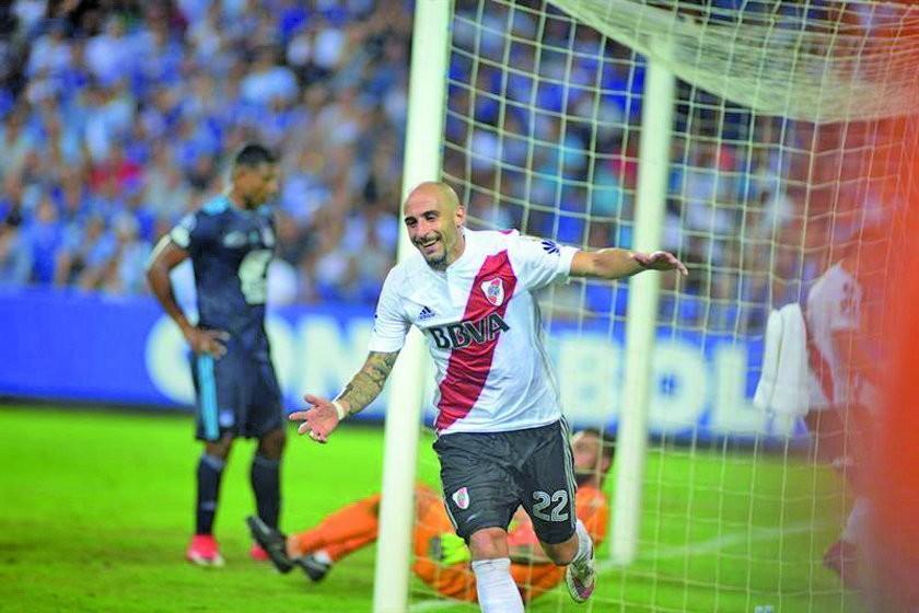 River Plate vence por la mínima a Emelec