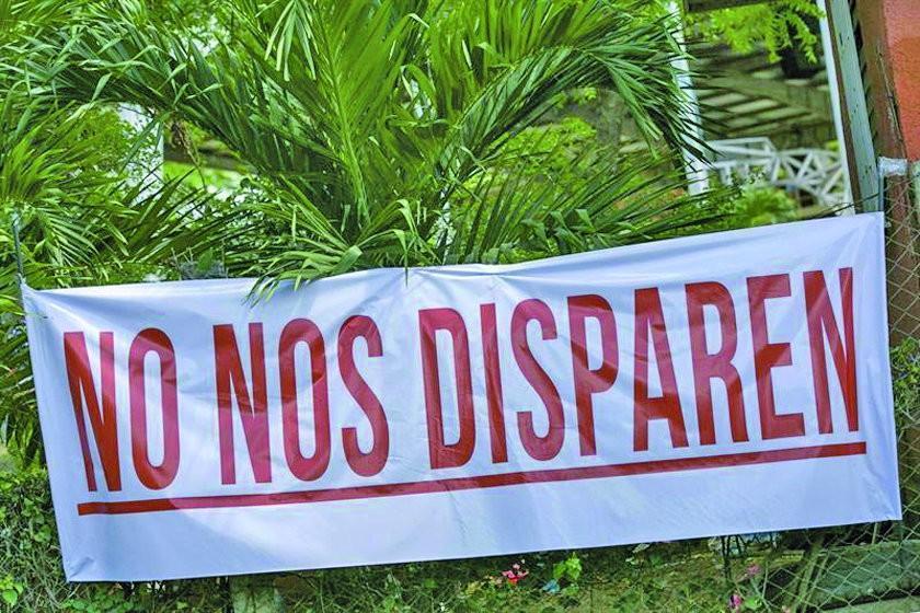 La ONU denuncia los asesinatos durante protestas en Nicaragua