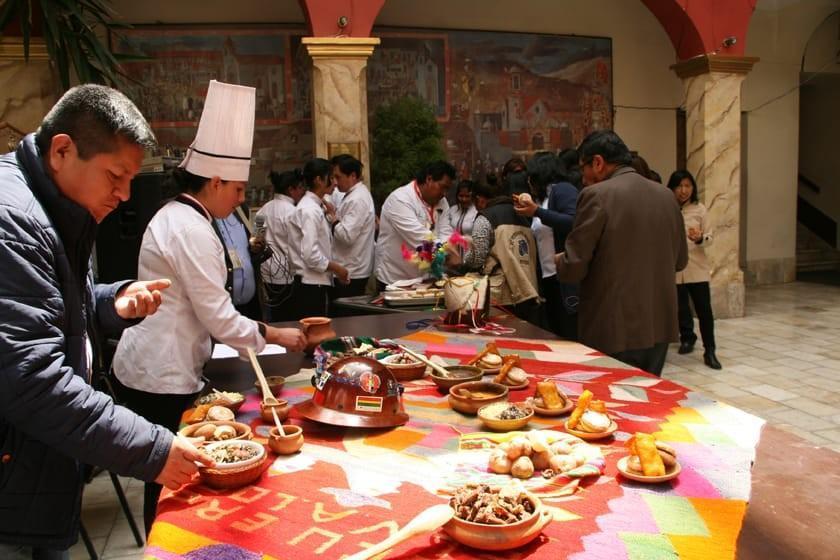 Inicia la cumbre de gastronomía
