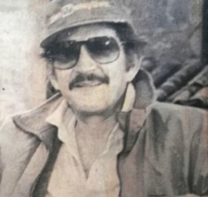 Muere en la ciudad de La Paz el piloto Óscar Crespo