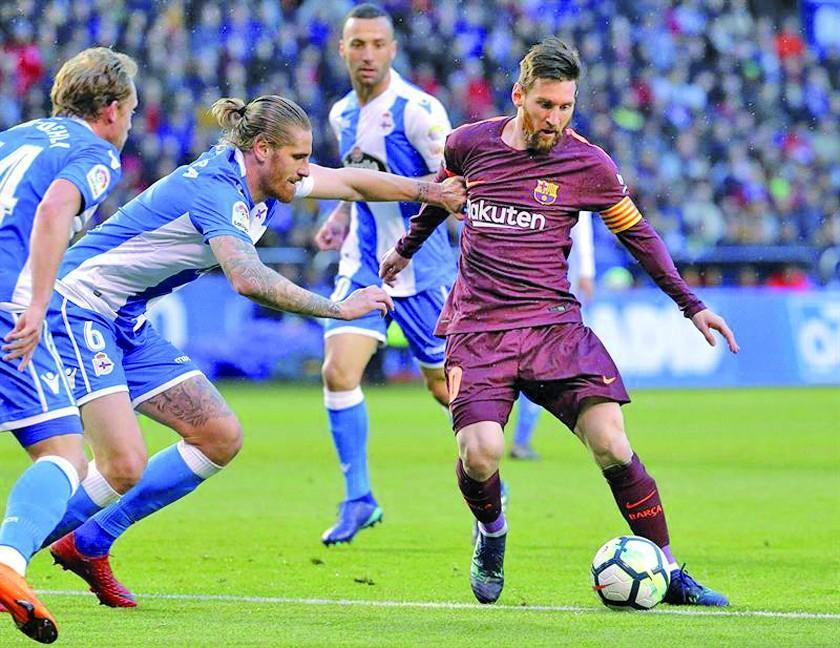 Barza se corona campeón de la Liga española