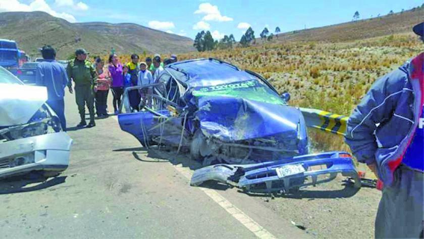 Gobernador instruye el control riguroso en el camino Potosí – Sucre