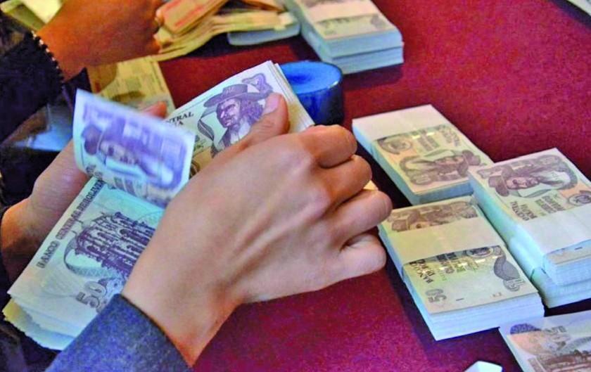 Los empresarios descartan el pago del segundo aguinaldo