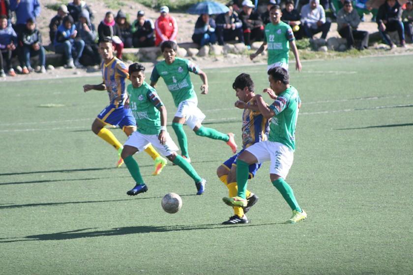 Ferrocarril Palmeiras se prepara para su siguiente reto del torneo de la AFP