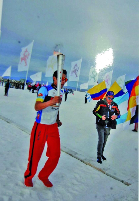 Fuego Suramericano pasa por Potosí