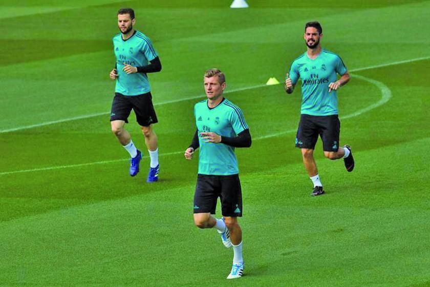 """Real Madrid cierra su temporada recibiendo a Celta de Vigo en el """"Santiago Bernabéu"""""""