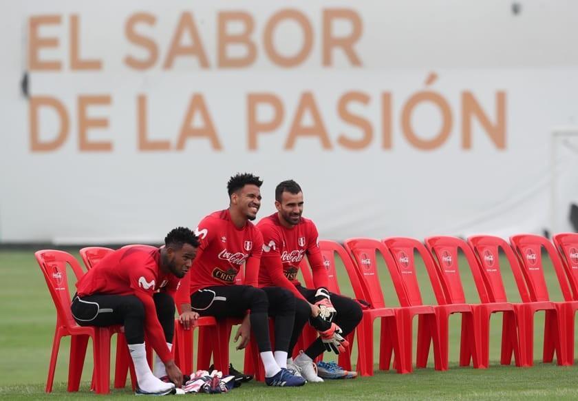 Perú envía lista preliminar para el Mundial
