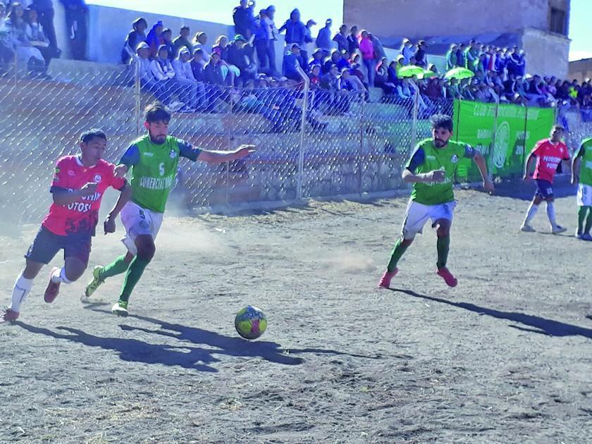 Ferro Palmeiras se adueña de la cima del torneo de la AFP