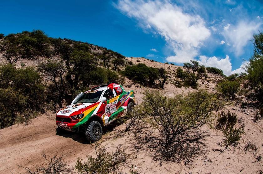Argentina se margina del Dakar 2019