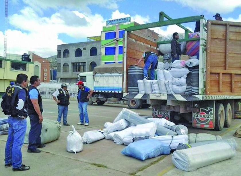 Bolivia situará puestos militares cada 5 o 10 km en las fronteras