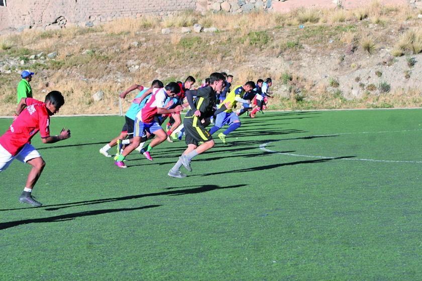 La banda roja y los lilas están listos para enfrentar a sus rivales en las Reservas