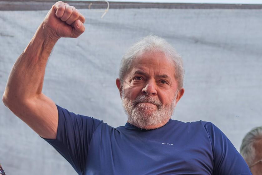 PT formaliza la precandidatura  de Lula a la presidencia de Brasil