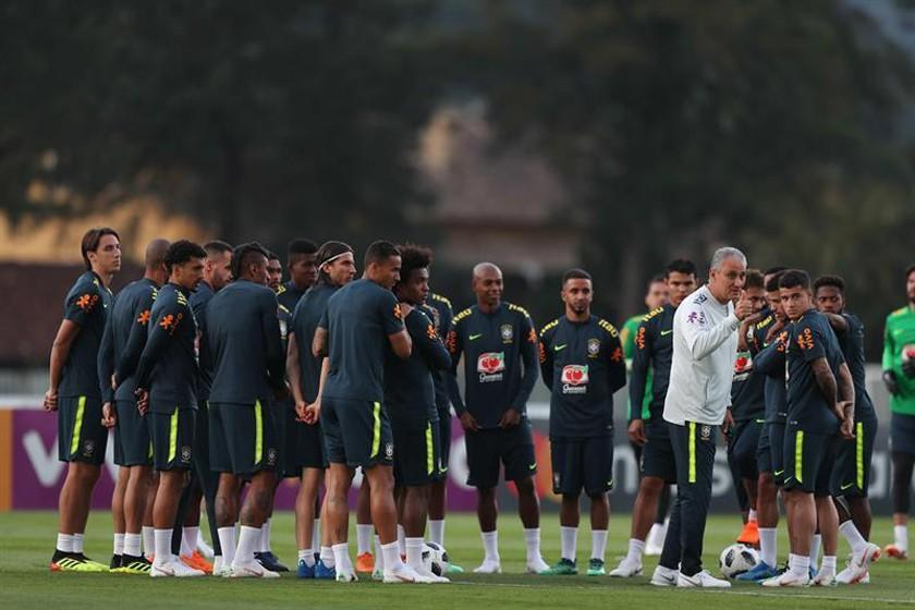 Brasil continuará su trabajo en Londres