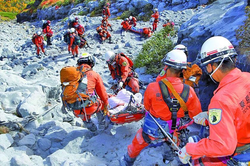 La erupción de un volcán deja siete muertos en Guatemala