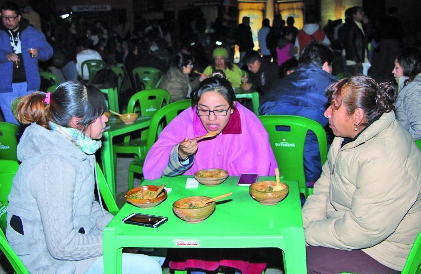 Preparan la tradicional Feria de la Lagua