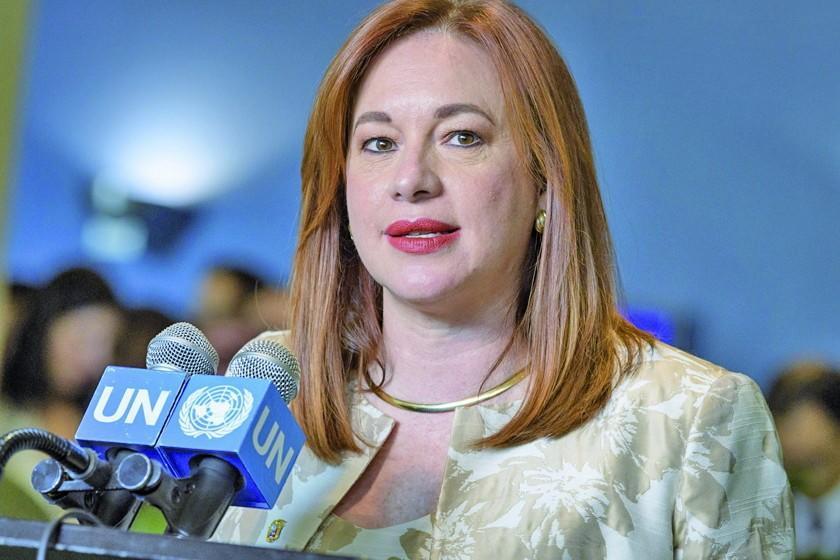 Asamblea de la ONU es presidida por una mujer latinoamericana