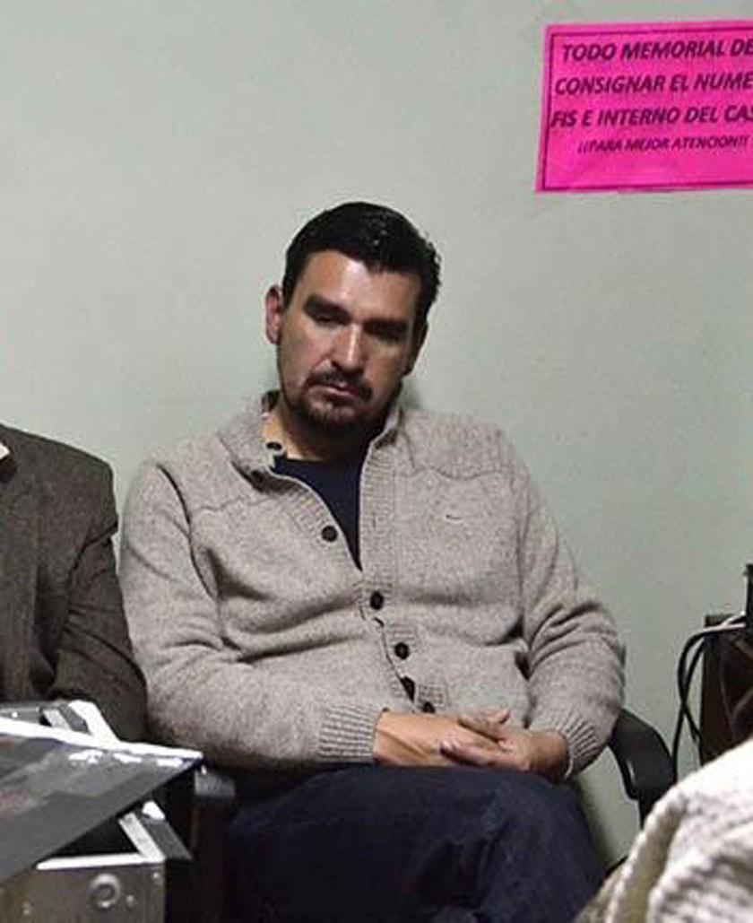 Aprehenden al alcalde José María Leyes por el caso Mochilas II