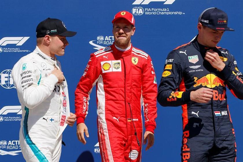 Vettel quiere su triunfo 50 en el GP de Canadá