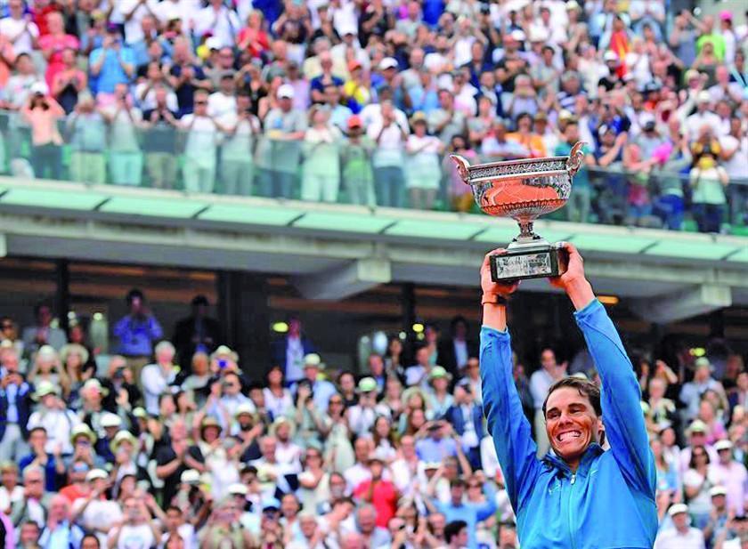 Nadal conquista su undécimo Roland Garros