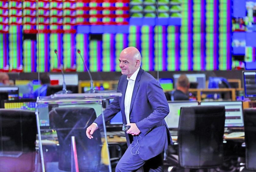 FIFA elegirá presidente el 5 de junio de 2019