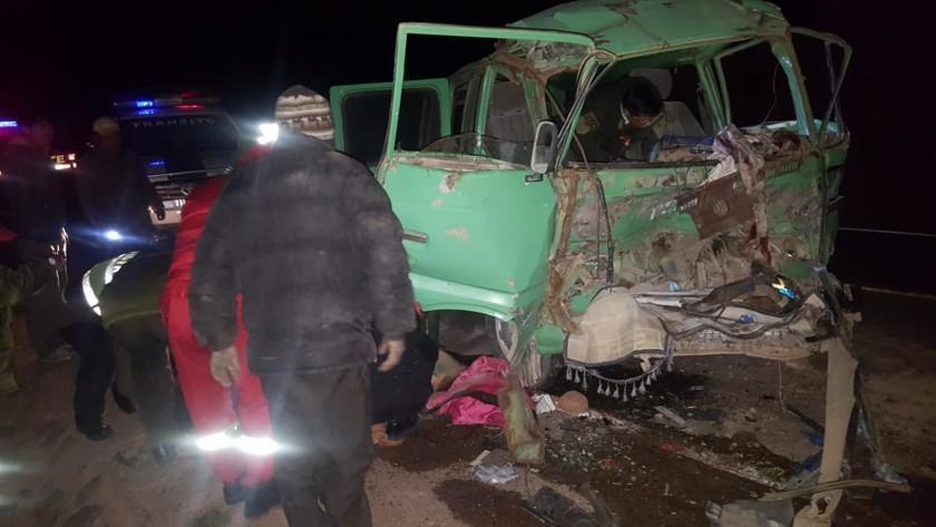 Reportan tres accidentes viales en Potosí