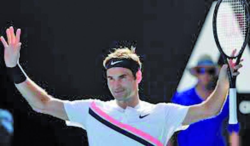 Federer accede a las semifinales en Alemania
