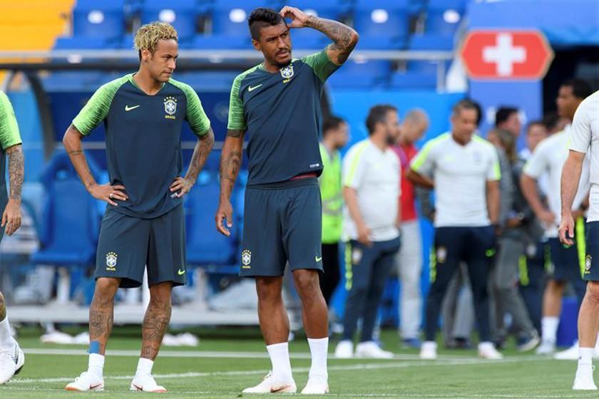 Brasil entra en escena en el Mundial ante Suiza