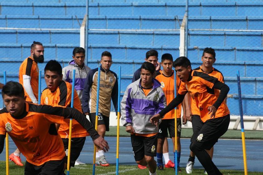 Real Potosí posterga su trabajo de pretemporada para la próxima semana