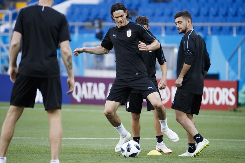 Uruguay quiere asegurar su pase
