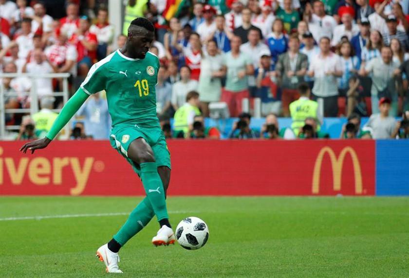 Senegal da la sorpresa tras vencer a Polonia