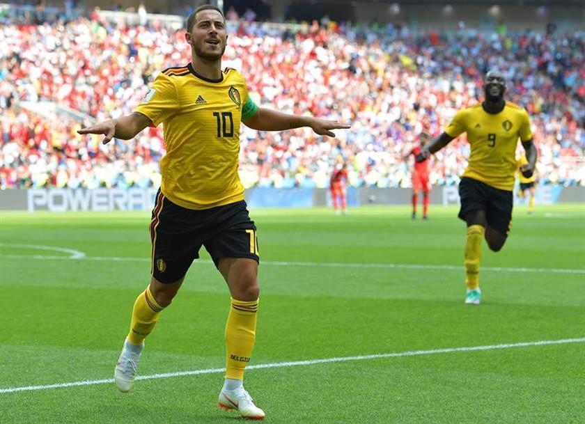 Bélgica golea y se encamina hacia octavos
