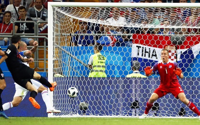 Croacia termina con puntaje perfecto
