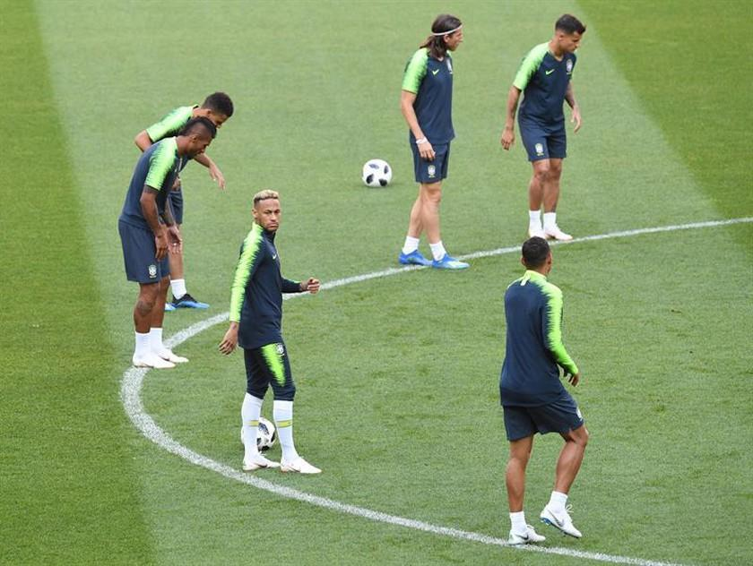 Brasil quiere un triunfo ante Serbia