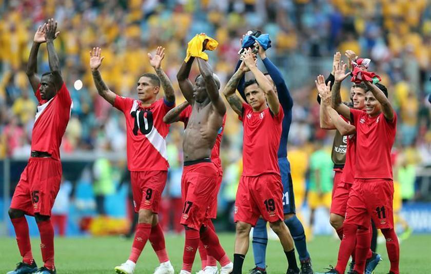 Perú se despide del Mundial con victoria