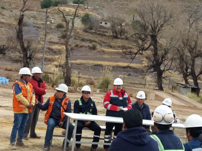 Inicia la construcción del centro de investigación del litio de Bolivia