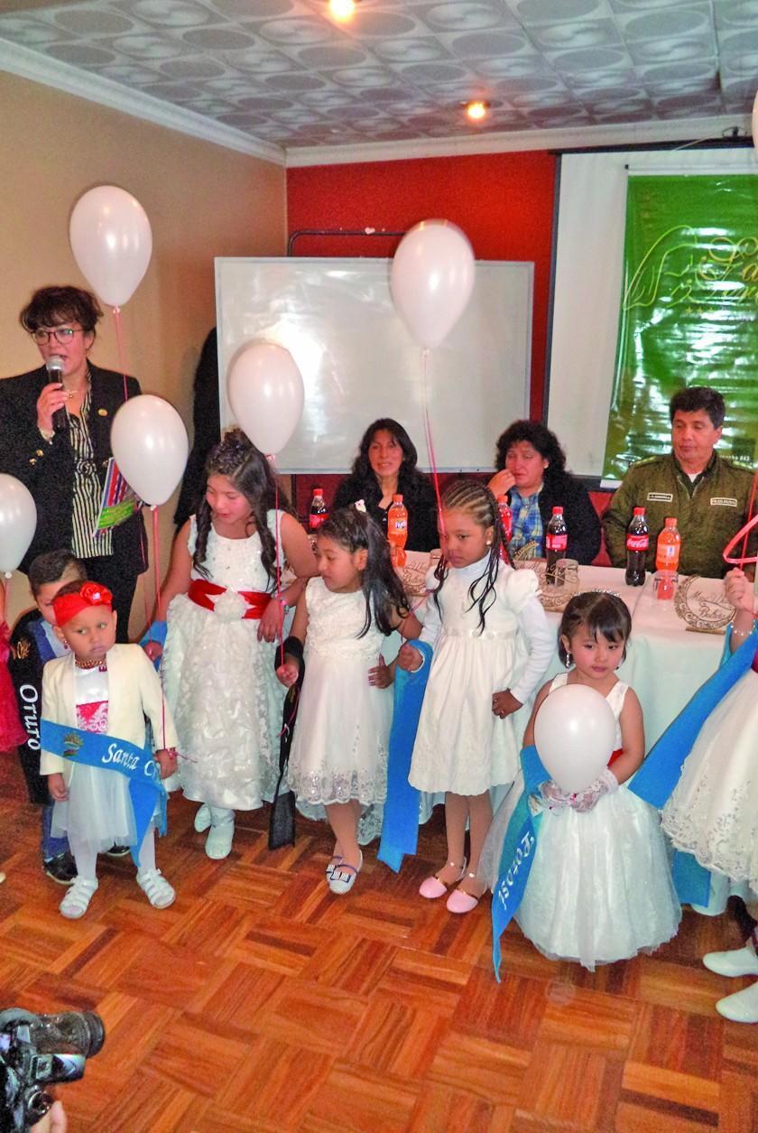 Mañana será la elección de  Mini World Bolivia 2018