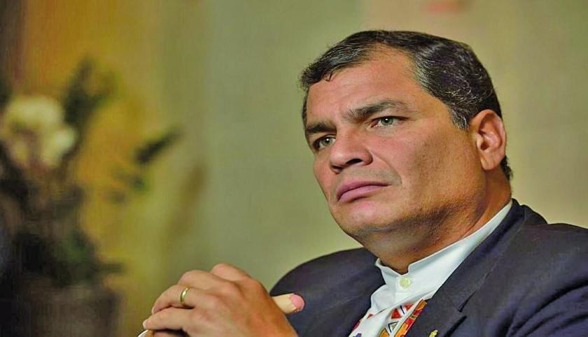 La defensa de Rafael Correa ve poco problable una detención